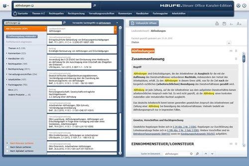 6. Produktbild Haufe Steuer Office Kanzlei-Edition