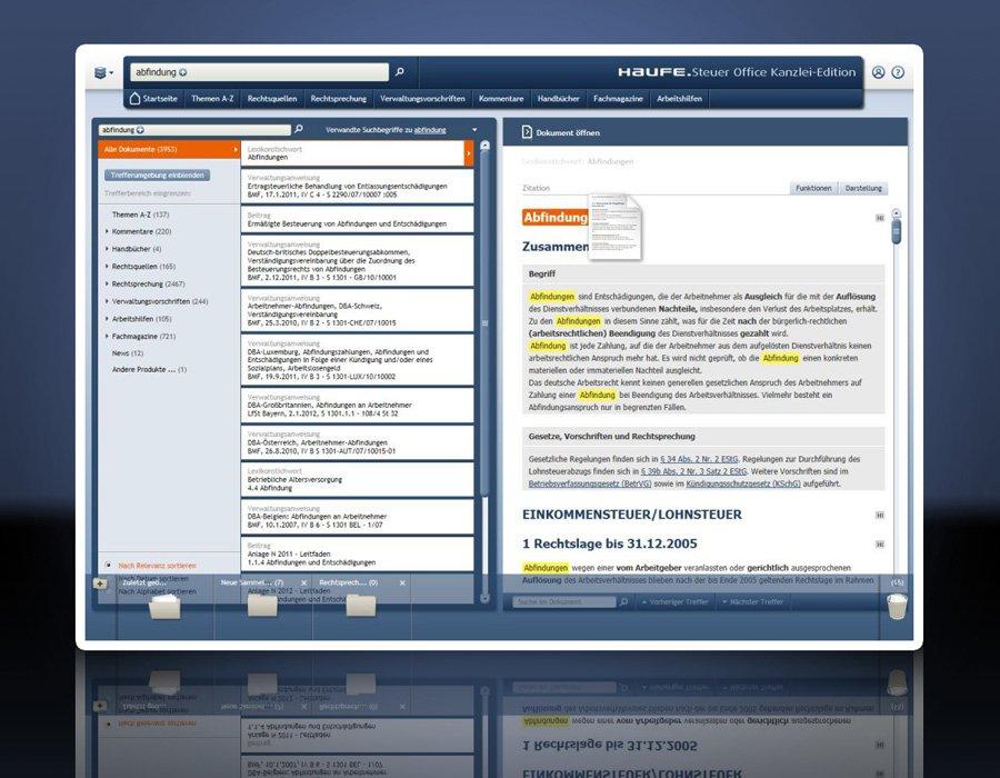 7. Produktbild Haufe Steuer Office Kanzlei-Edition