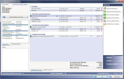 3. Produktbild HS/3 Hotelsoftware
