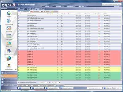 6. Produktbild HS/3 Hotelsoftware