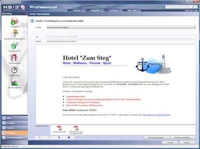 11. Produktbild HS/3 Hotelsoftware