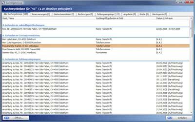 4. Produktbild HS/3 Hotelsoftware
