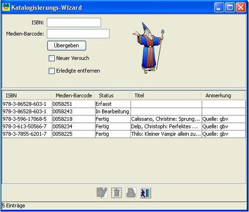 2. Produktbild Perpustakaan Bibliothekssoftware