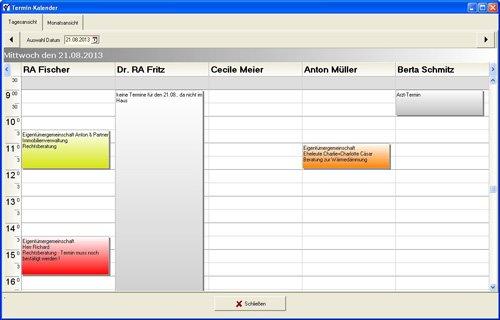 2. Produktbild AixVerein - Mitgliederverwaltung