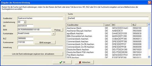 3. Produktbild AixVerein - Mitgliederverwaltung