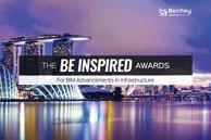 Bentley Systems ruft zur Einsendung von Projekten für 2017 auf Be Inspired Awards für BIM-Fortschritte im Bereich Infrastruktur